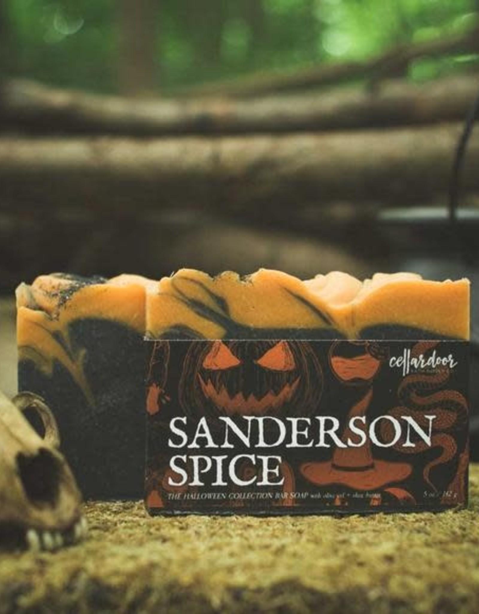 CellarDoor CellarDoor | Sanderson Spice Bar Soap