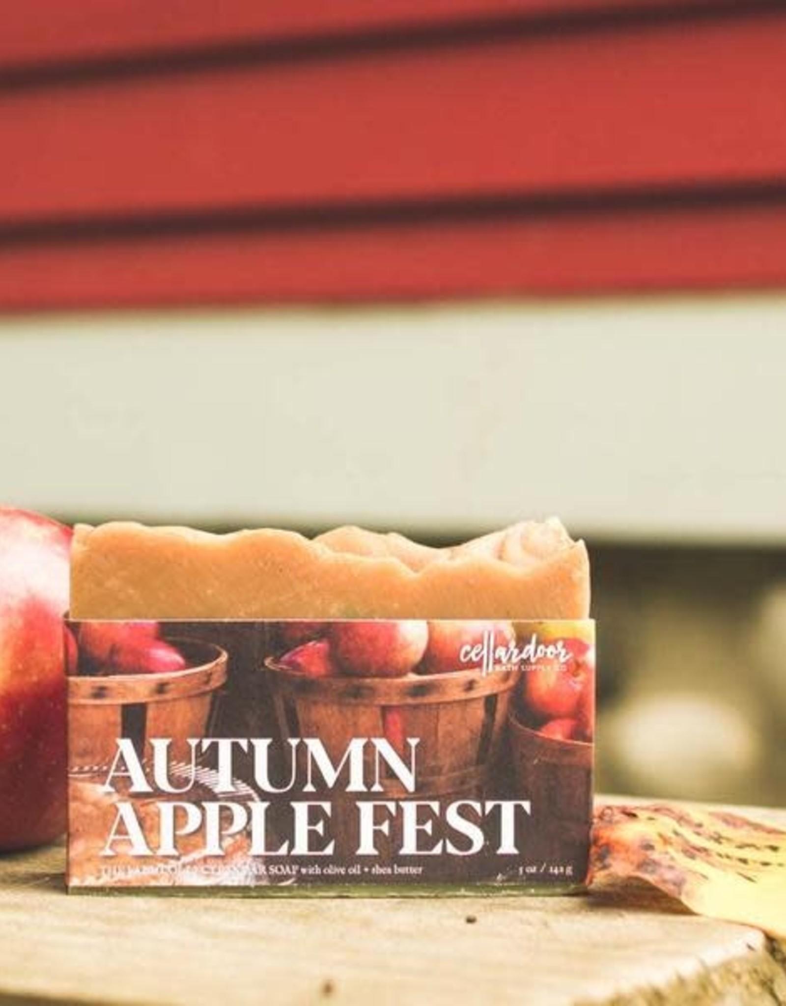 CellarDoor CellarDoor   Autumn Apple Fest