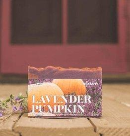 CellarDoor CellarDoor   Lavender Pumpkin Bar Soap