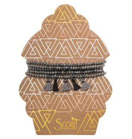 Scout Curated Wears Scout Curated Wears | Metallic Tassel Wrap