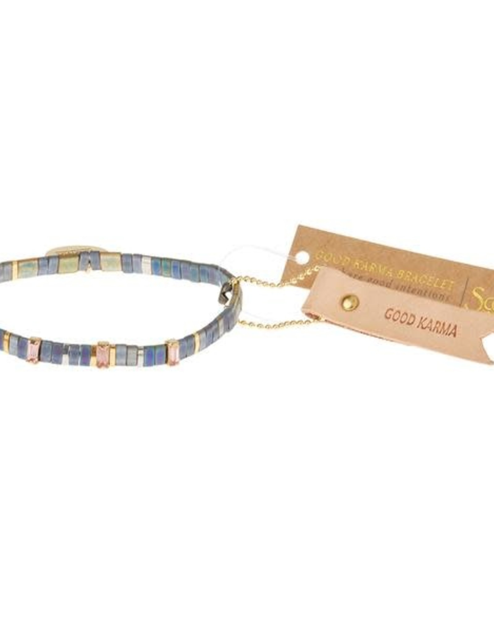 Scout Curated Wears Scout Good Karma Bracelet