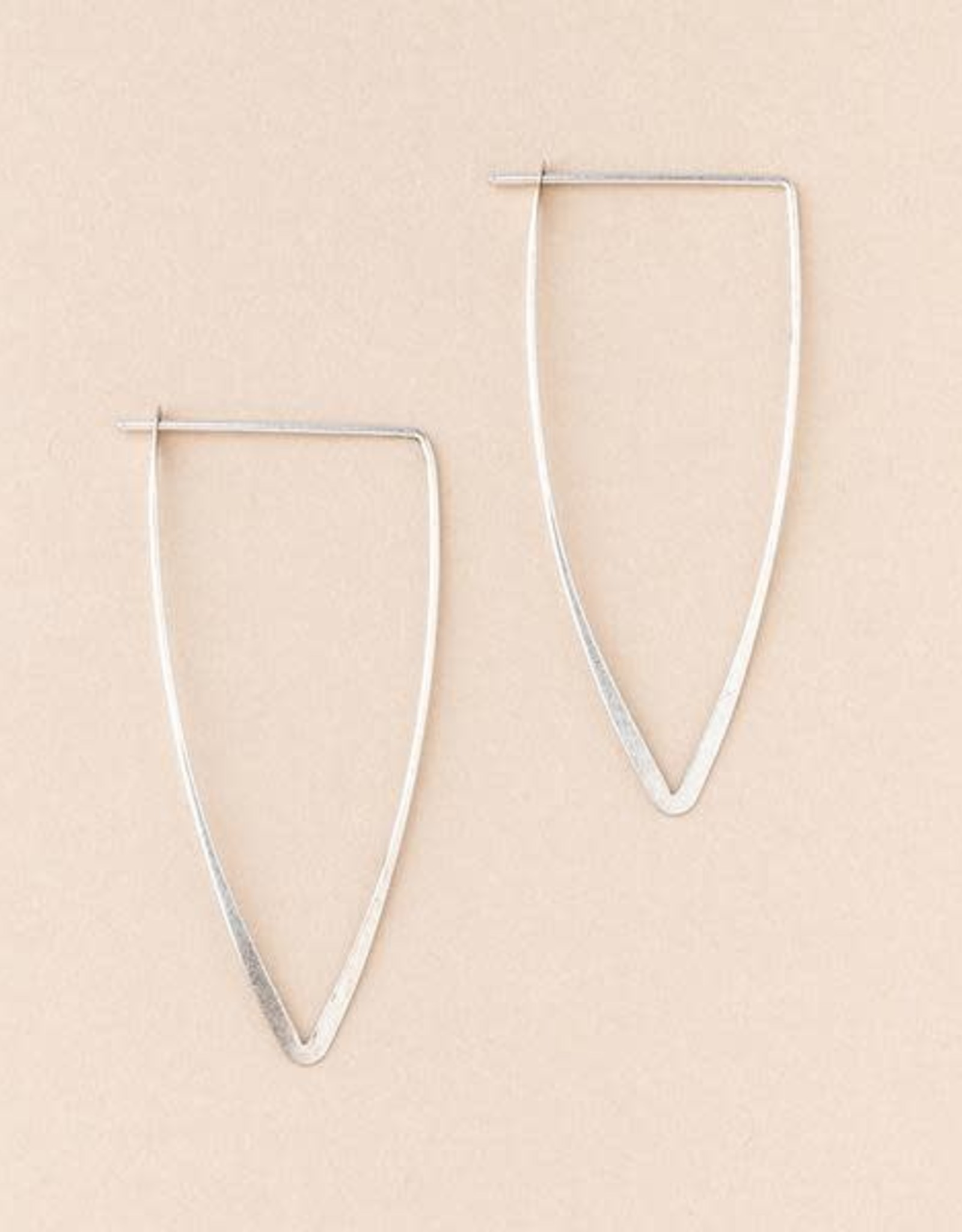 Scout Curated Wears Scout Curated Wears | Galaxy Triangle - Silver