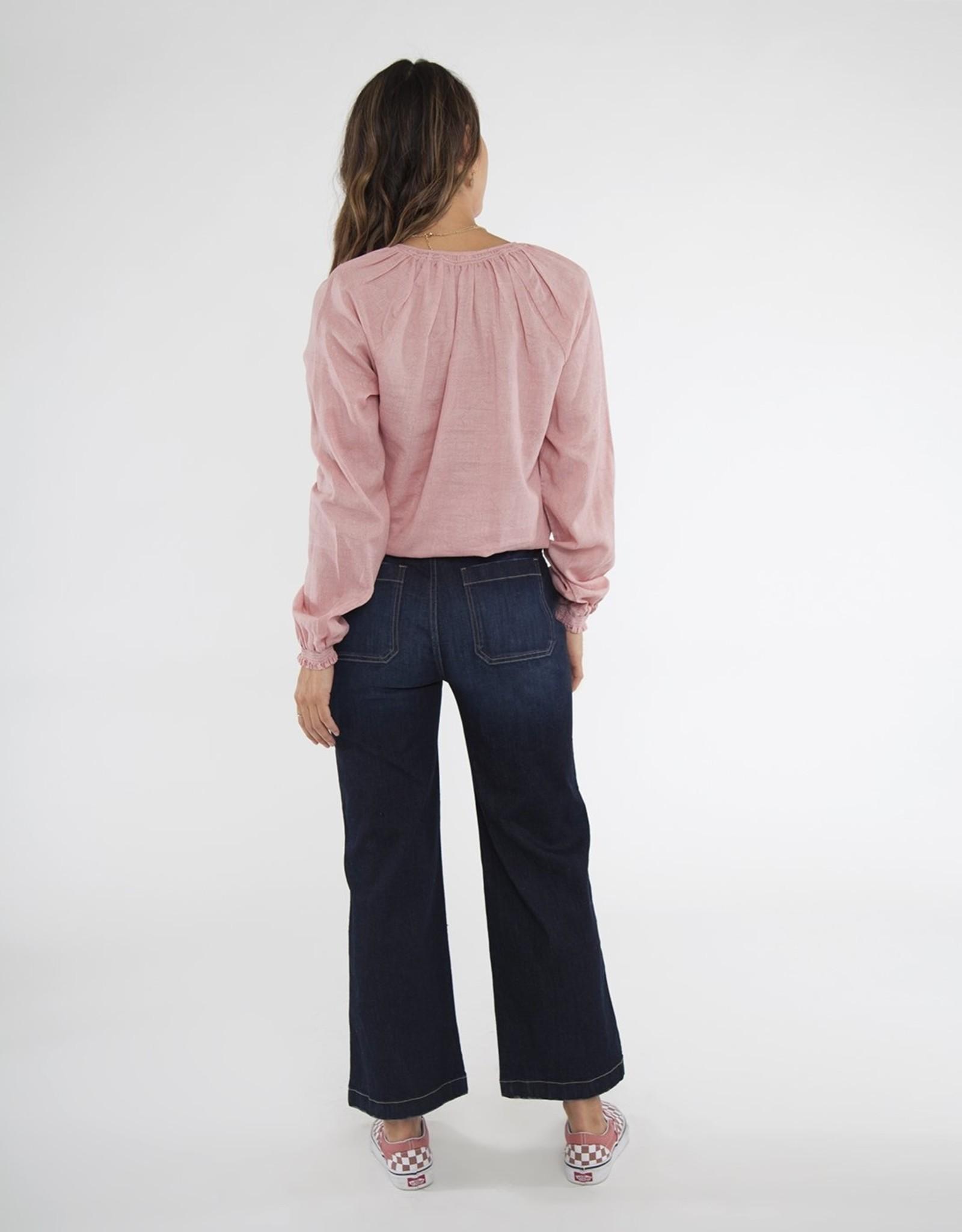 Carve Designs Carve Designs | Portland Wide Leg Jeans