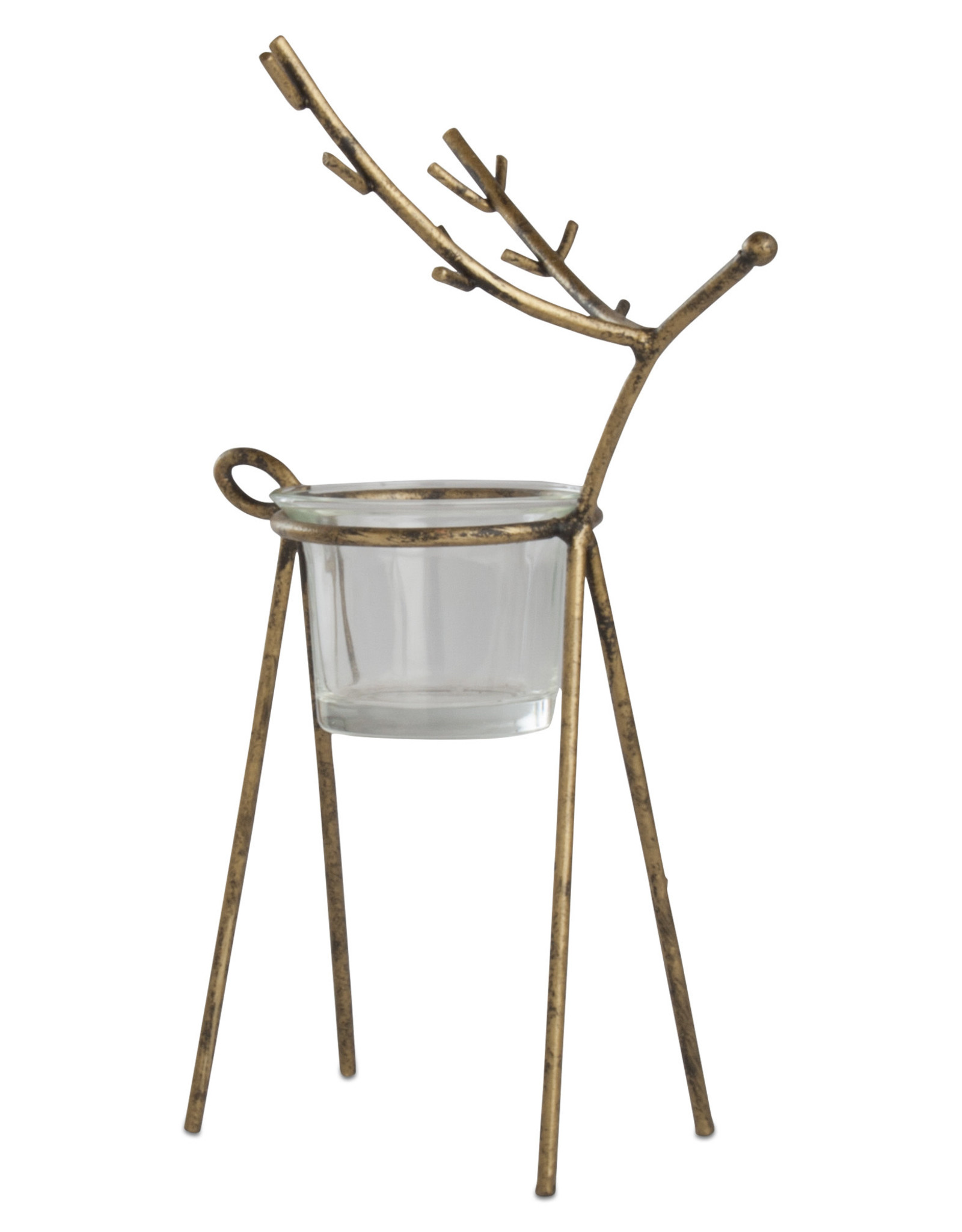 Tag TAG | reindeer small tealight holder
