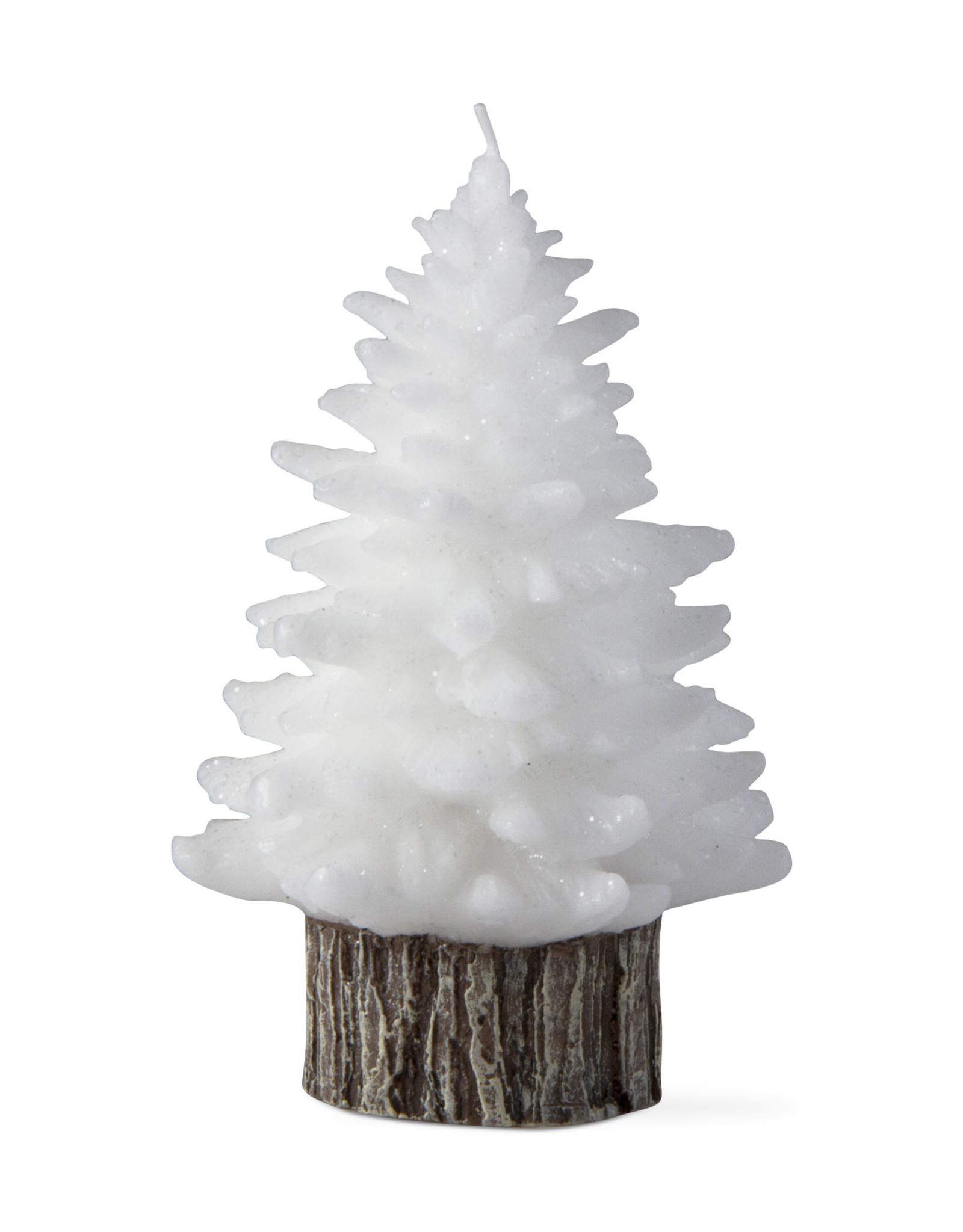 Tag TAG | spruce medium rustic tree candle