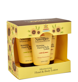The Naked Bee The Naked Bee | Hand & Body Lotion Trio