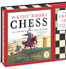 Workman Publishing Kid's Book of Chess
