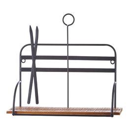 Raz Imports ski lift shelf