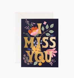 Rifle Paper Co. RPC | I Miss You GC