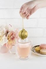 Pinky Up! PinkyUp! | Gold Tea Infuser Ball