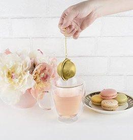 Pinky Up! PinkyUp!   Gold Tea Infuser Ball
