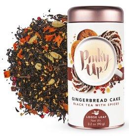 Pinky Up! PinkyUp!   Gingerbread Cake Loose Leaf Tea