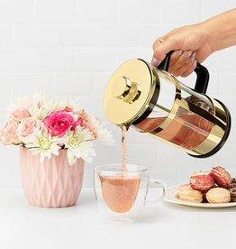 Pinky Up! PinkyUp!   Gold Press Pot