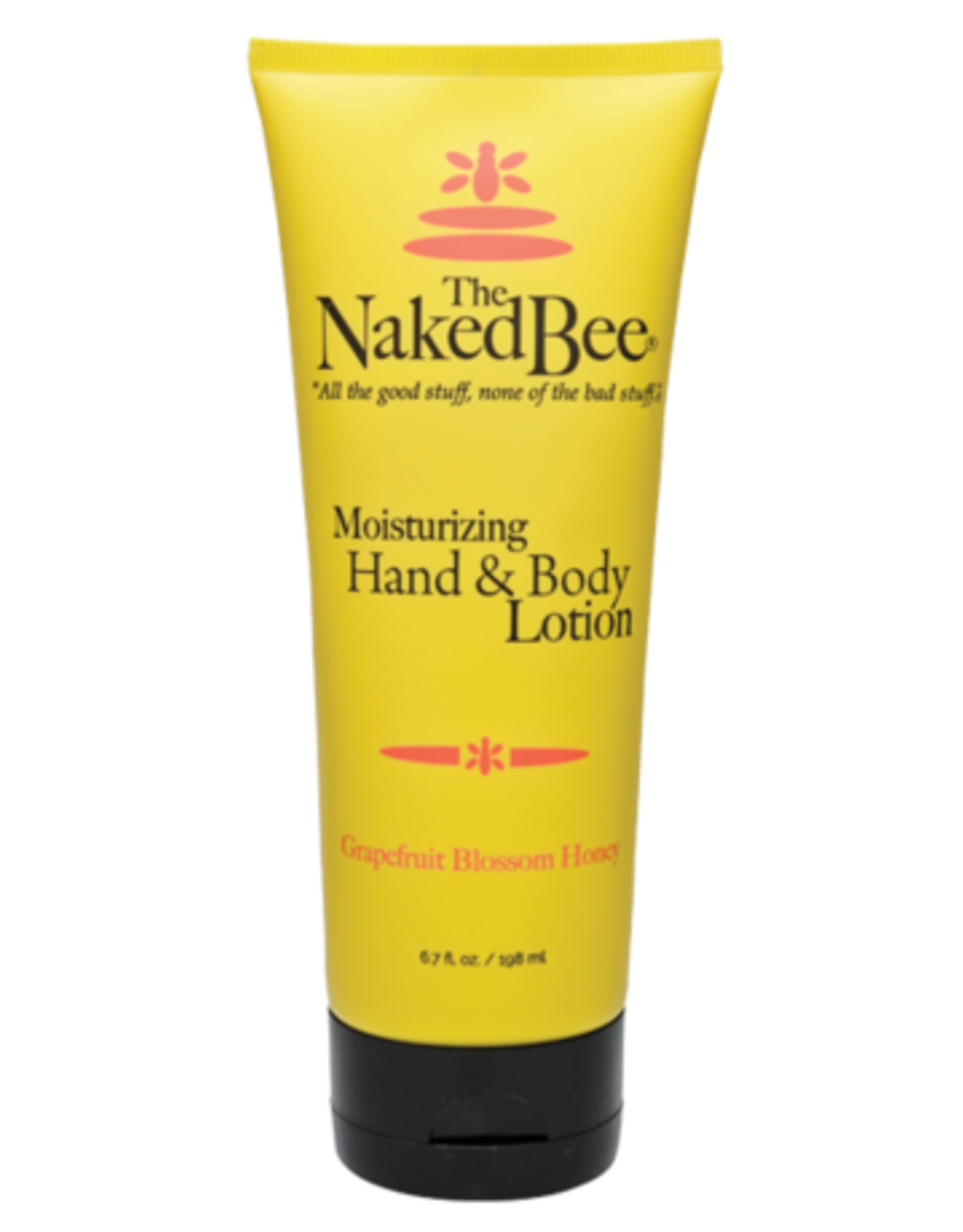 The Naked Bee - Lavender & Beeswax Hand & Body Lotion 6.7