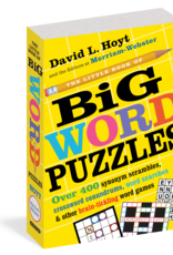 Workman Publishing The Little Book of Big Word Puzzles