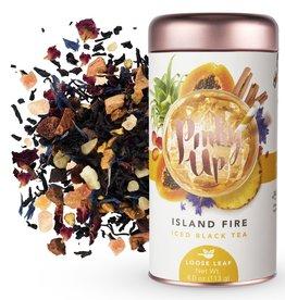 Pinky Up! Pinky Up!   Island Fire Loose Leaf Iced Tea