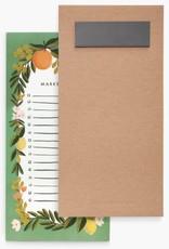 Rifle Paper Co. RPC | Market List Pad - Citrus Floral