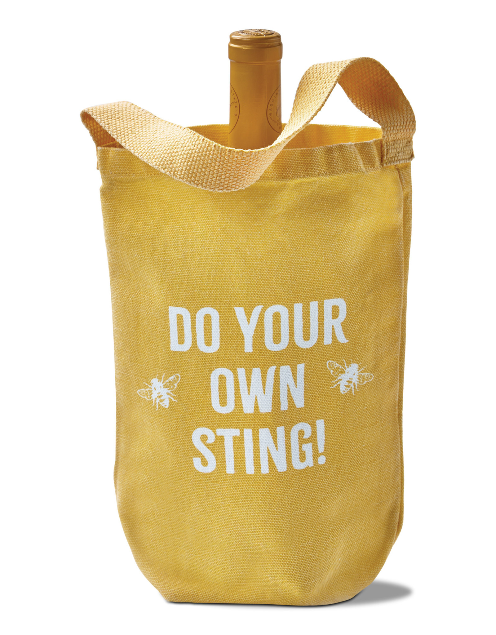 Tag TAG   do your own sting wine bag
