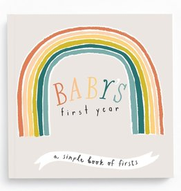 Lucy Darling Lucy Darling   Little Rainbow Memory Book