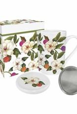 PPD PPD   Tea Mug w/Lid & Strainer
