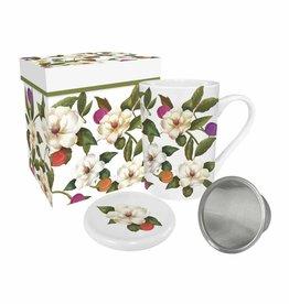 PPD PPD | Tea Mug w/Lid & Strainer