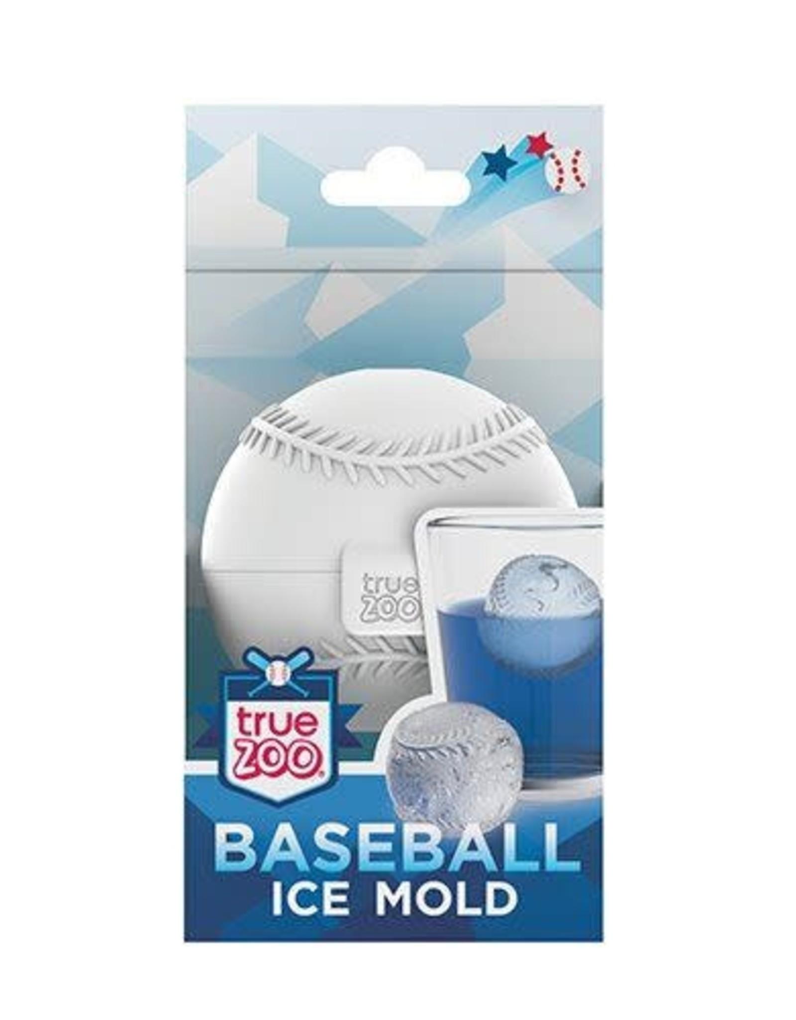 True Zoo   Baseball Ice Mold
