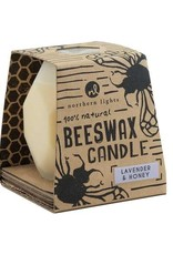 Northern Lights Northern Lights | Beeswax Frosted glass Candle