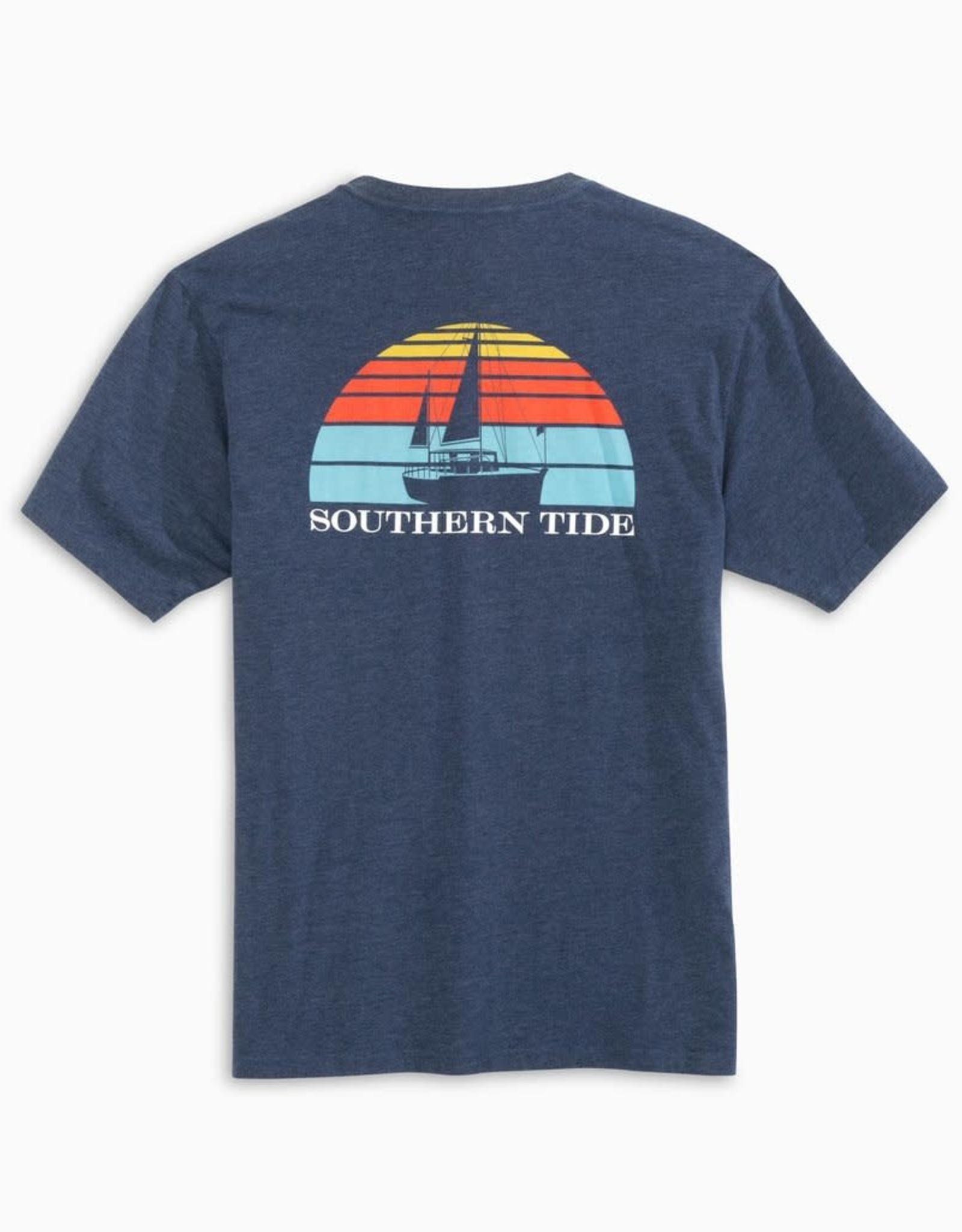 Southern Tide Southern Tide | SUNSET SAILING T-SHIRT