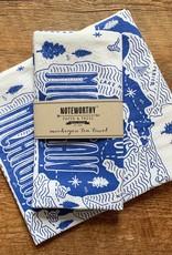 Noteworthy Paper & Press Noteworthy Paper & Press | Michigan Tea Towel
