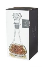 Viski Viski   Studded Glass Decanter