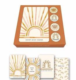 Studio Oh! Studio Oh!  | Sunny Skies Note Card Set