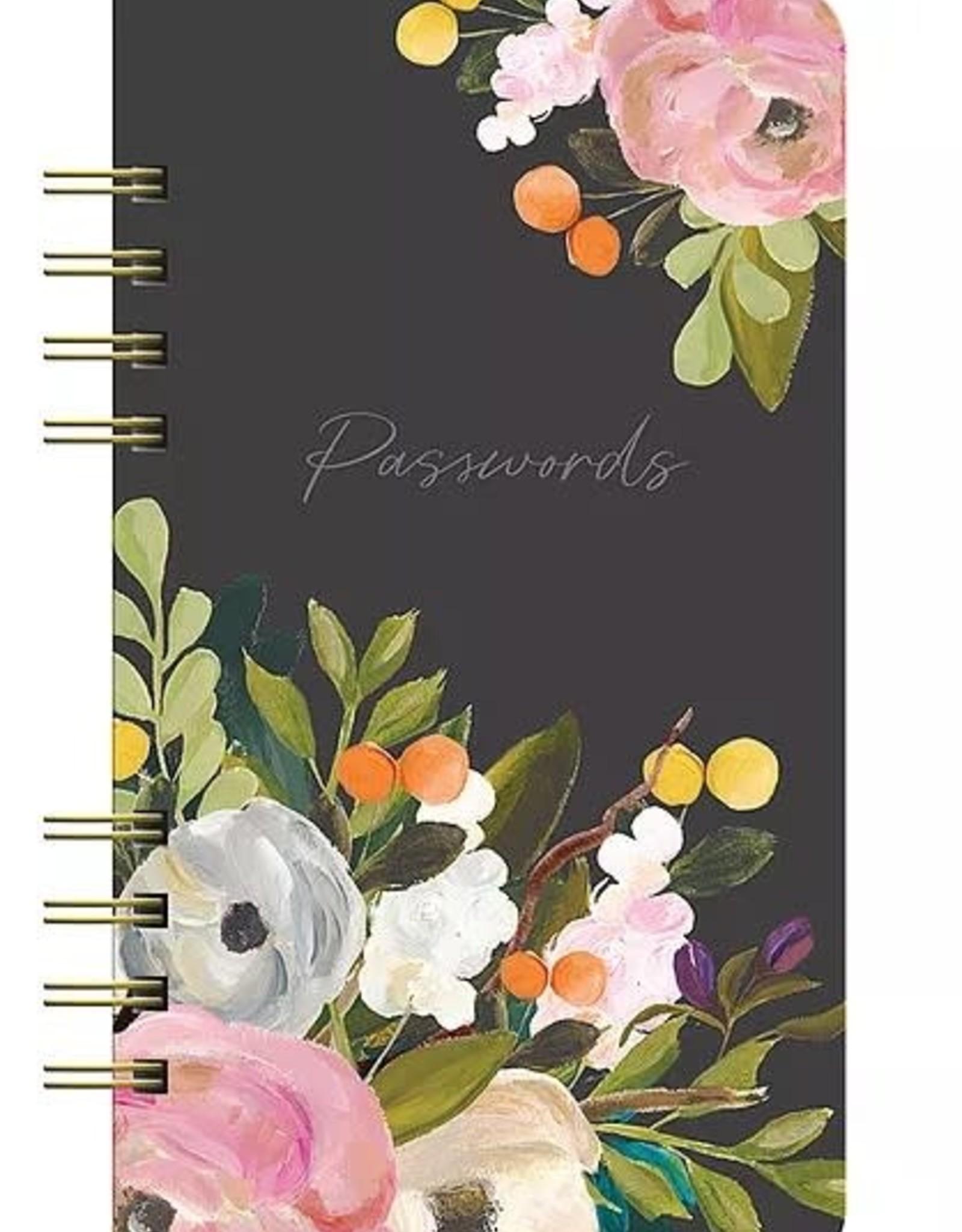 Studio Oh! Studio Oh! | Bella Flora Password Log Book