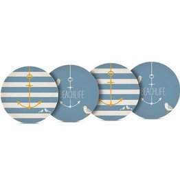 PPD PPD | Anchor Bamboo Plate Set
