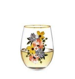 Twine   BLOOM wine glass