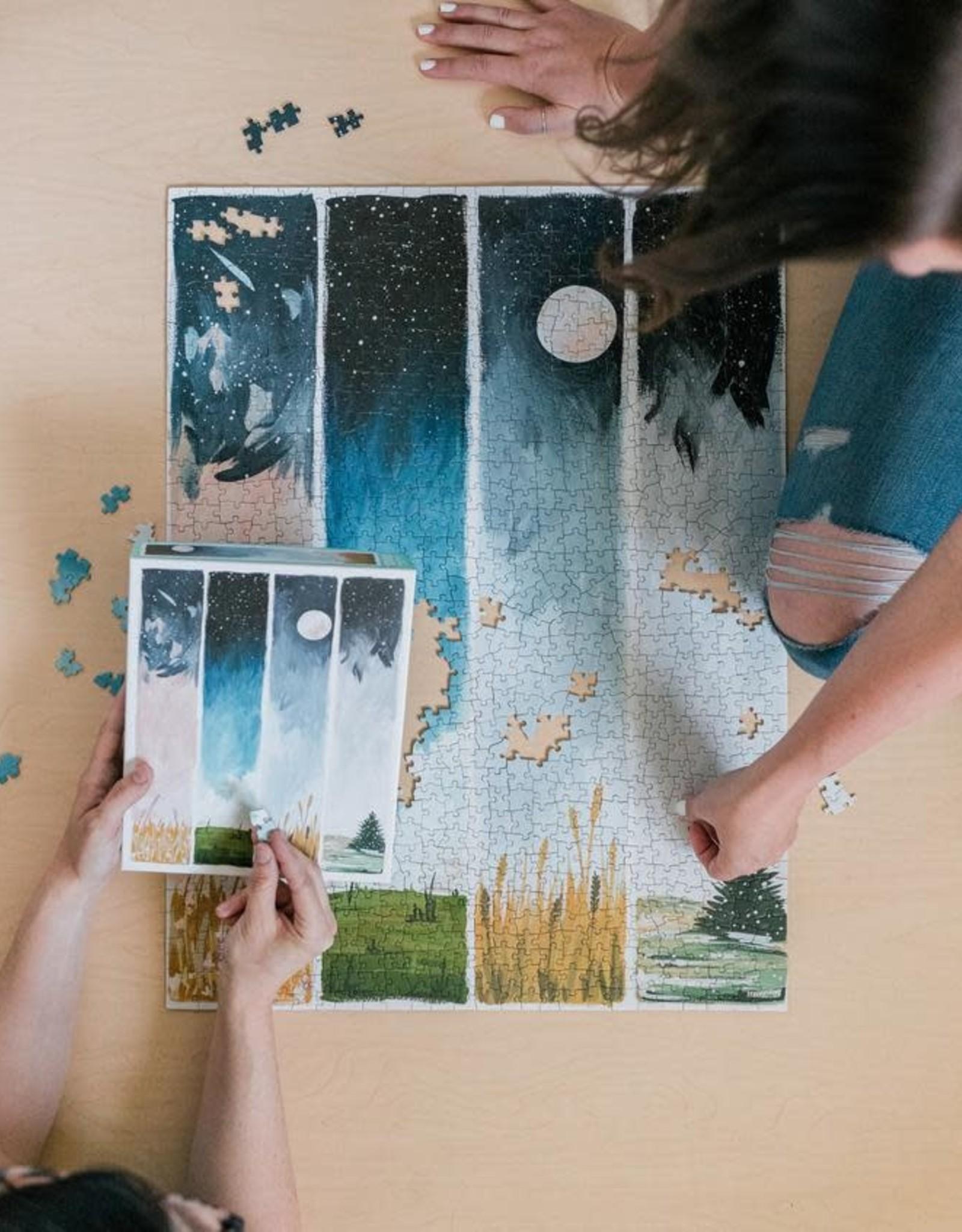 1Canoe2 1canoe2 | starry seasons  1000pc puzzle