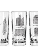 City Bird City Bird | Buildings of Detroit Glass