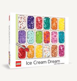 Lego Lego   Ice Cream Dream 1000pc puzzle