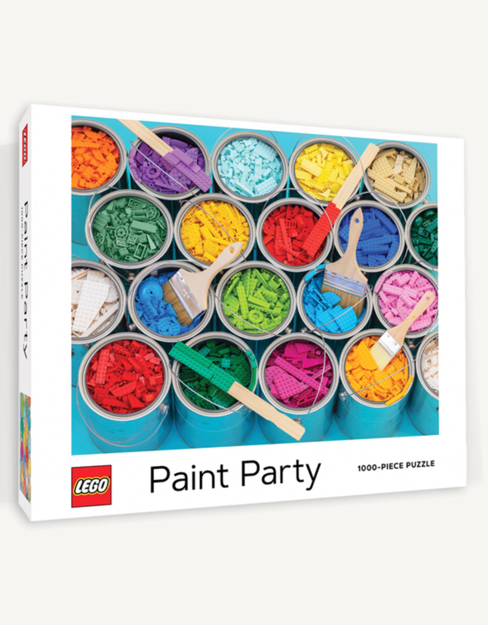 Lego Lego Paint Party 1000pc Puzzle