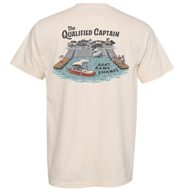 Qualified Captain Qualified Captain | Boat Ramp Champs Tee