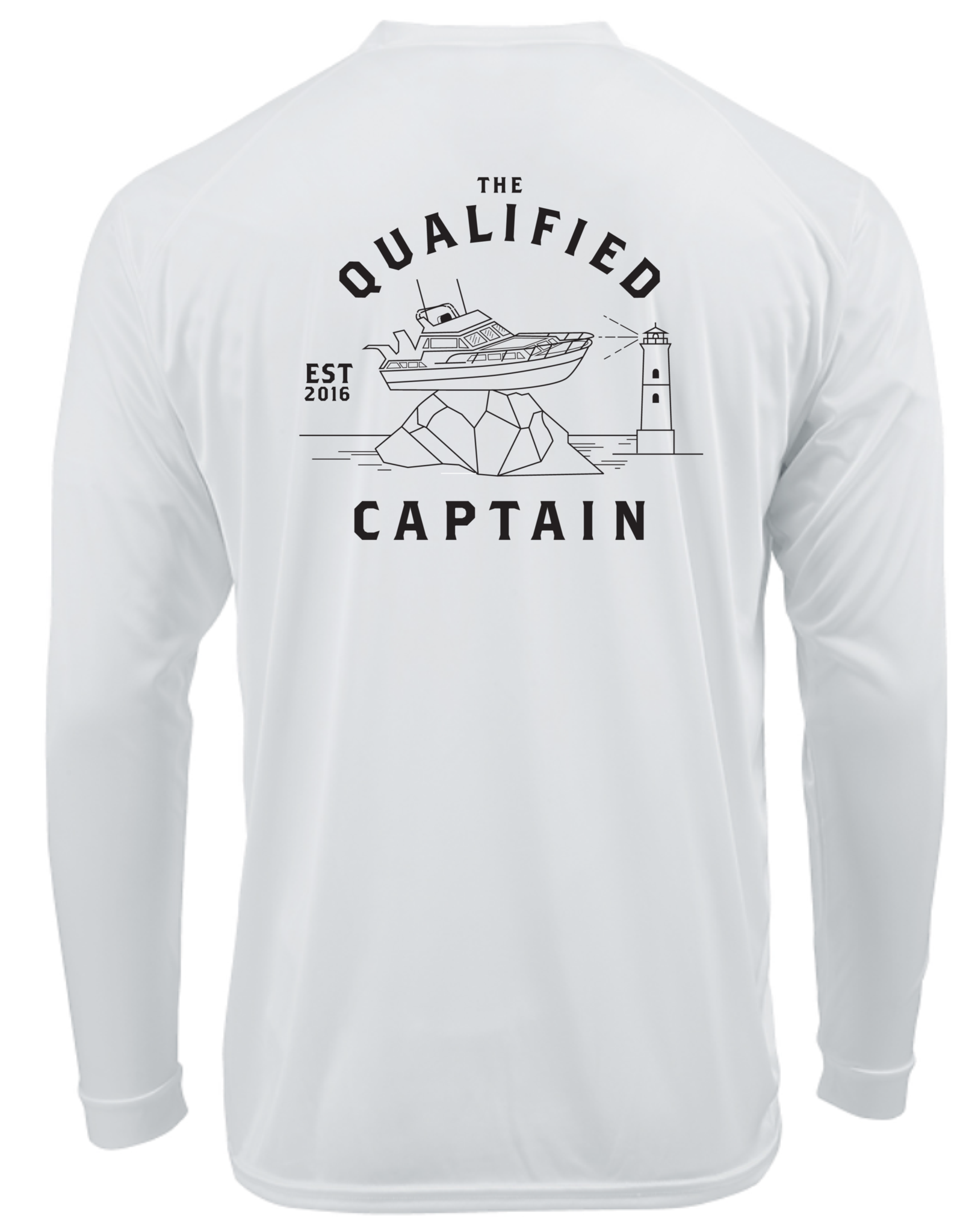 Qualified Captain Qualified Captain   Lighthouse Performance Long Sleeve