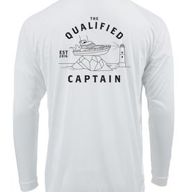 Qualified Captain Qualified Captain | Lighthouse Performance Long Sleeve