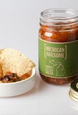 Michigan Awesome Chipotle Bean & Corn Salsa