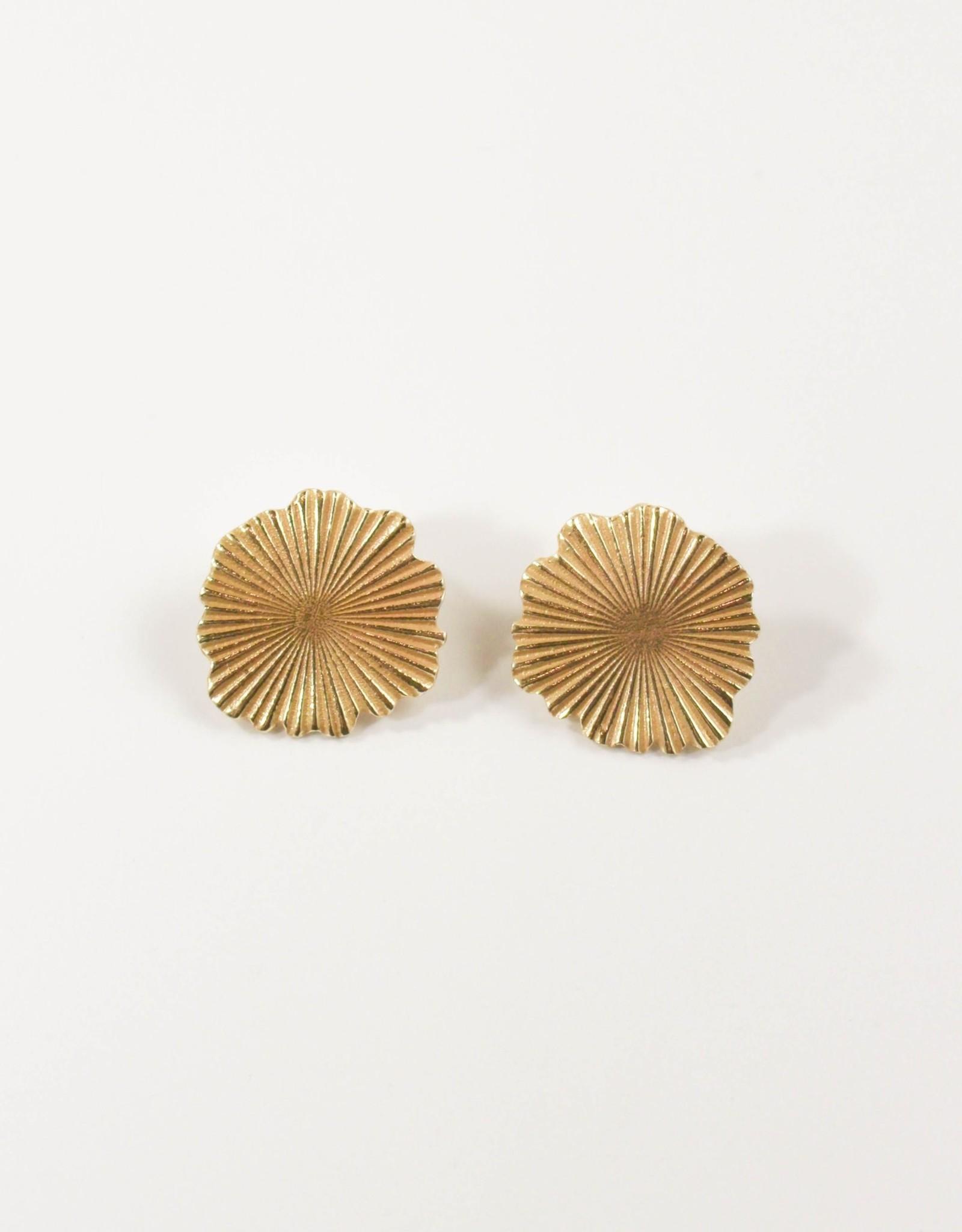 Joya Joya   retro stud earrings