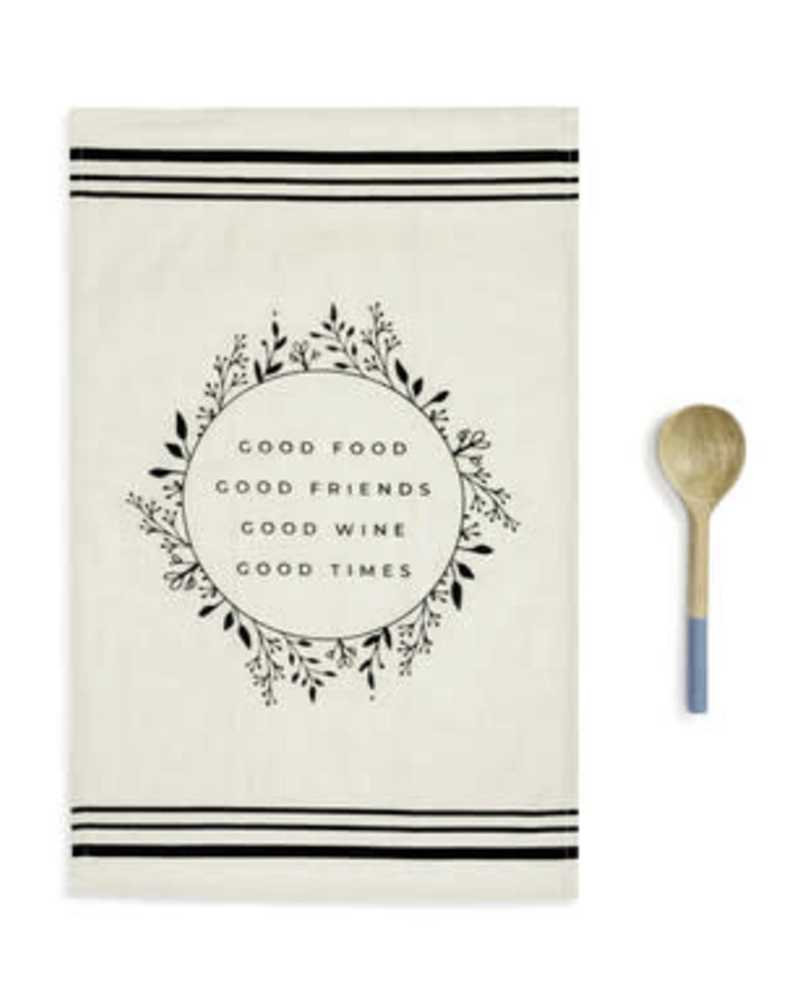 Demdaco Kitchen Utensil & Towel Set
