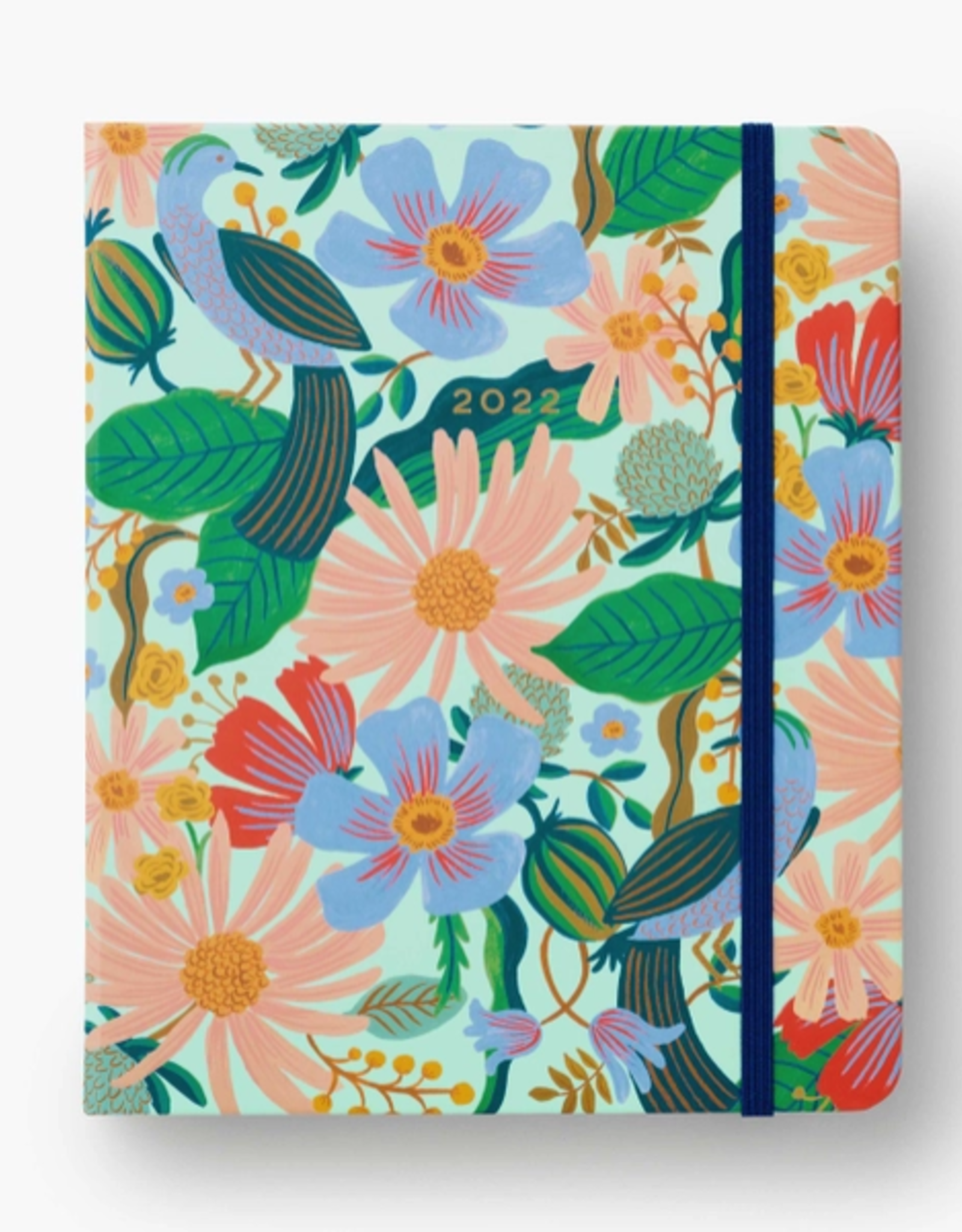 Rifle Paper Co. RPC   Dovecote 17mo Covered Spiral Planner