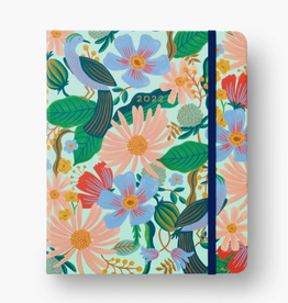 Rifle Paper Co. RPC | Dovecote 17mo Covered Spiral Planner