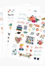 Rifle Paper Co. RPC   Everyday Sticker Sheet