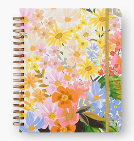 Rifle Paper Co. RPC | Marguerite 17mo Hard Cover Spiral Planner