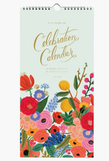 Rifle Paper Co. RPC| Celebration Wall Calendar