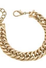 Canvas CANVAS   Phoenix Chunky Chain Link Bracelet